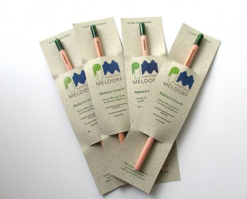 Samenbleistifte Graspapier Nature-Liner Papierfabrik Meldorf
