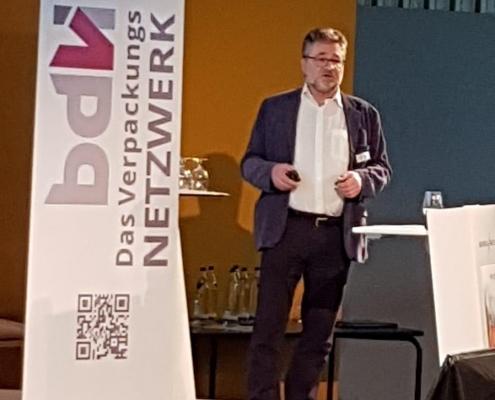 Fachpack 2019 Heinz Kührt