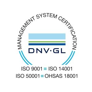 DNVGL Zertifikat