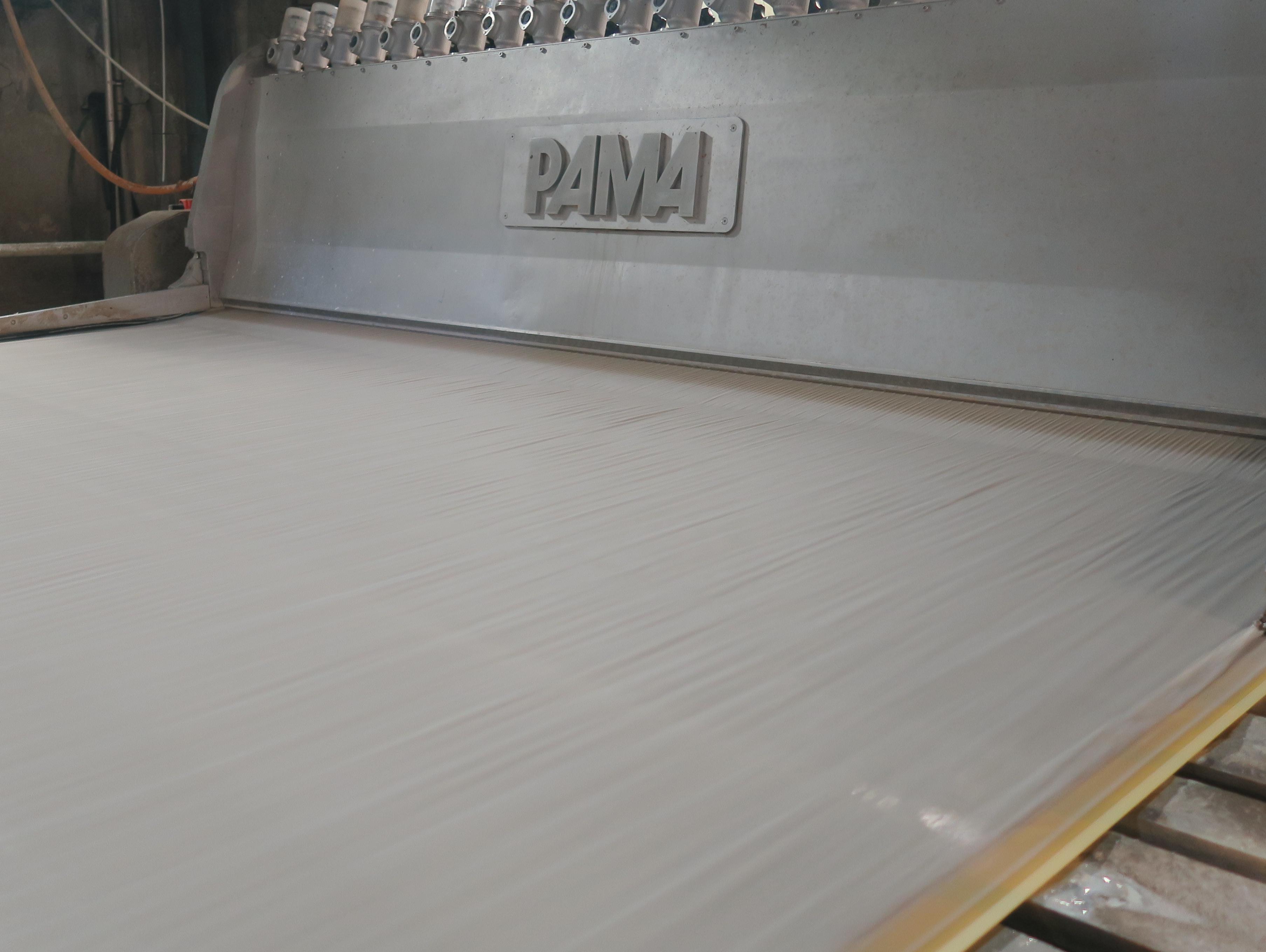Stoffauflauf Papierfabrik Meldorf