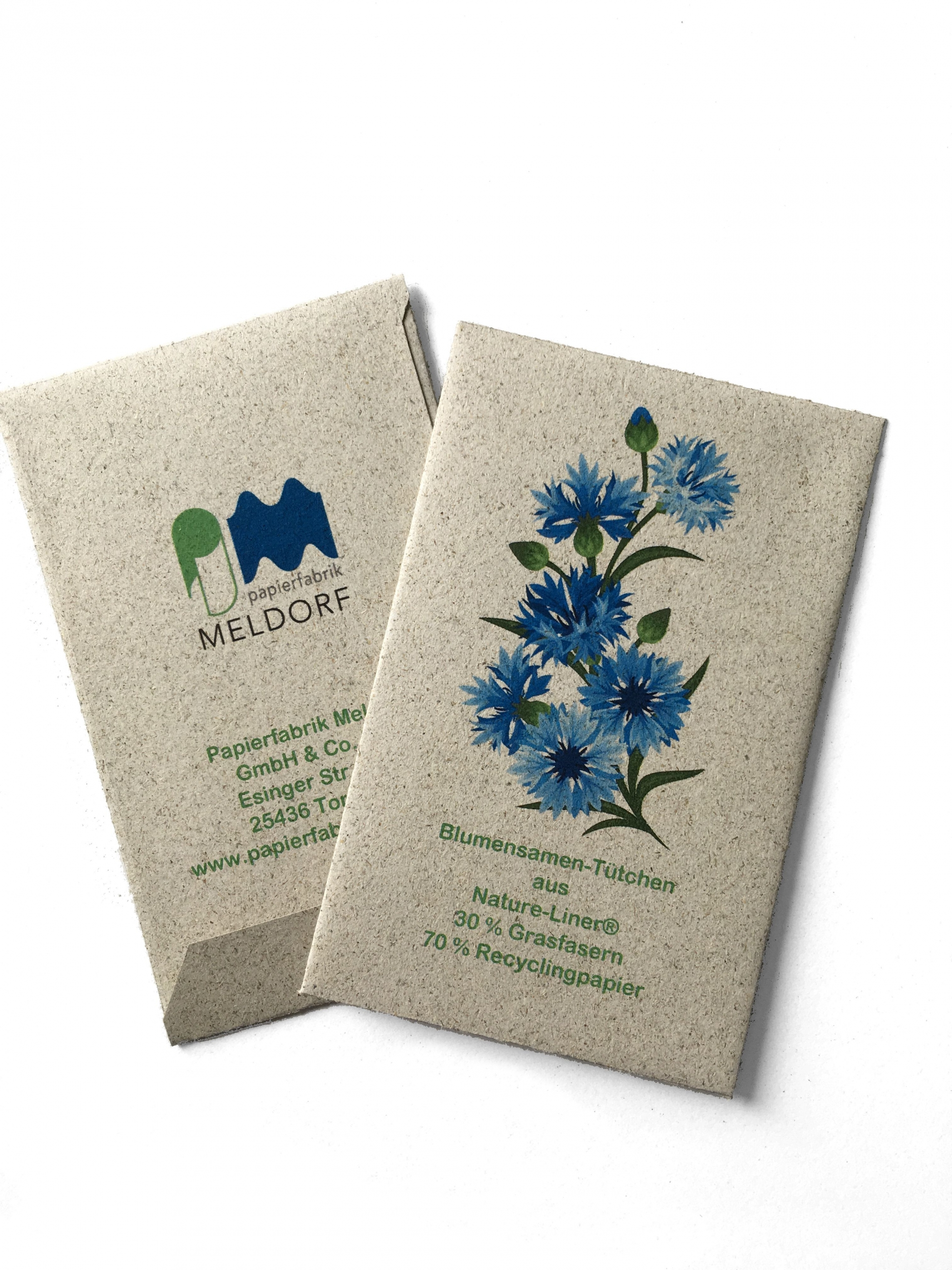 seed bags made of Nature-LIner